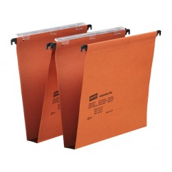 Hangmap vert. SPLS A4 30mm oranje/ds 25