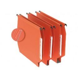 Hangmap lat. SPLS A4 30mm oranje/doos25