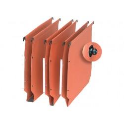 Hangmap lat. SPLS A4 15mm oranje/doos 25
