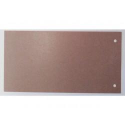 Scheidingsstrook SPLS 120x230 grijs/p250