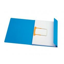 Hechtmap Jalema Clip Secolor A4 bl/pk 10
