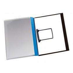 Rapportenmap JalemaClip A4 blauw/pk 10