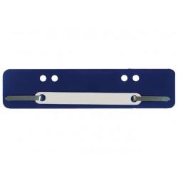 Hechtstrip SPLS kort +perf. blauw/ds 100