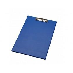 Klembord A4/folio PP blauw