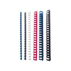 Bindrug SPLS 10mm 21r blauw/doos 100