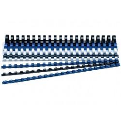 Bindrug SPLS 12mm 21r blauw/doos 100