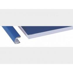 Inbindmap SteelBack A4 7mm alum./ds 100