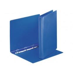 Presentatieringband Esselte A4 4D20 bl