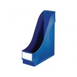 Tijdschriftcassette Leitz A4 blauw