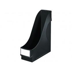 Tijdschriftcassette Leitz A4 zwart