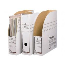 Tijdschriftcassette Pressel A4 karton wt
