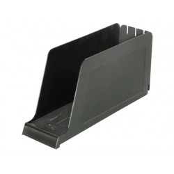 Tijdschriftcassette ELBA legbord zwart