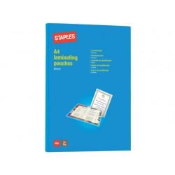 Lamineerhoes SPLS 216x303 2x75micr/pk100
