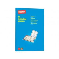 Lamineerhoes SPLS 216x303 2x125mic/pk100