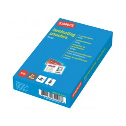 Lamineerhoes SPLS 67x99 2x125micr/pk100