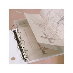 Hechtstrip 3L A5 7r zelfklevend/pak 100