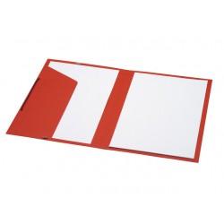 Elastomap Jalema folio kart.320g rd/pk 5