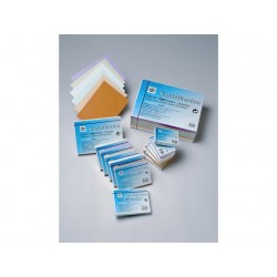 Systeemkaart Hig A4 lijn wt /pk100