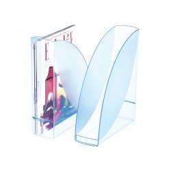 Tijdschriftcassette CEP Ice transp.blauw