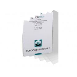 Tekenpapier transp. A3 90-95g/blok 50v