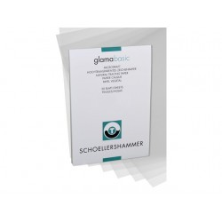 Tekenpapier transp. A4 80g/blok 50v