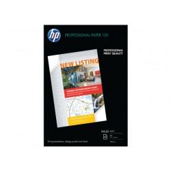 Inkjetpapier HP A3 120g/pak 100v