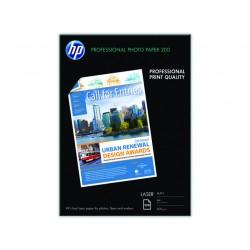 Fotopapier HP A4 200g mat/pak 100
