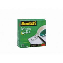 Plakband magic Scotch 810 19mmx10m