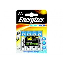 Batterij Energizer HighTech AA/BS 4