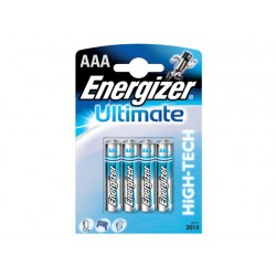 Batterij Energizer HighTech AAA/BS 4