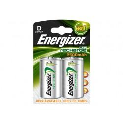 Batterij Energizer oplaad NiMH D/BS2