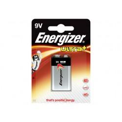 Batterij Energizer Ultra+ 6LR61/9V