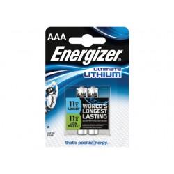 Batterij Energizer Ultimate Lith AAA/BS2