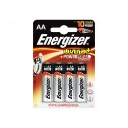 Batterij Energizer Ultra+ LR6/AA/BS 4