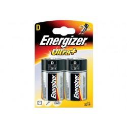 Batterij Energizer Ultra+ LR20/D/BS 2