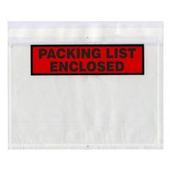Paklijstenvelop A6 packlist/ds 1000