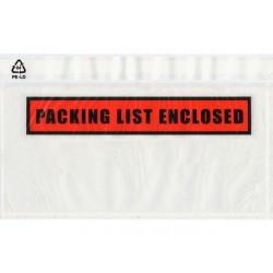 Paklijstenvelop DL packlist/ds1000