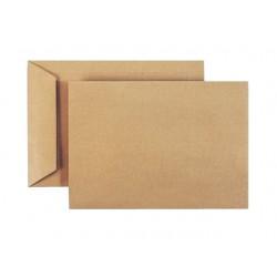 Envelop 230x310 zk akte bruin/ds250