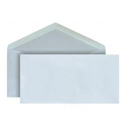Envelop 110x220 gegomd wit/ds 500
