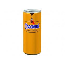 Chocomelk chocomel 0,25L blik/pak 24