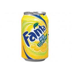 Frisdrank Fanta Lemon Icy 0,33L bl/pk 24