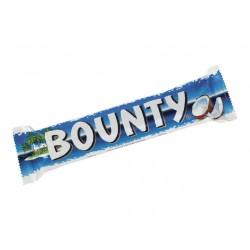 Chocoladereep Bounty melk/pak 24