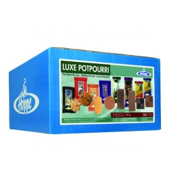 Koekjes Hoppe luxe potpourri/doos 150