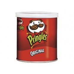 Chips Pringles Original 40g/pk 12 kokers