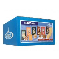 Koekjes Hoppe Bonte mix 6 soort/doos 150