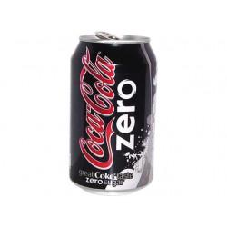 Frisdrank Coca-Cola Zero 0,33l bl/pak 24