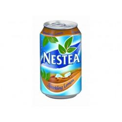 Frisdrank Nestea Lem sp 0,33L blik/pk 24