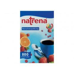 Zoetjes Natrena navulling/doos 800