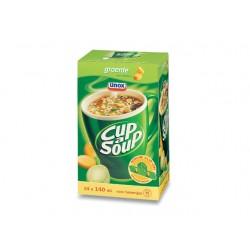 Soep Cup-a-soup Unox groenten/doos 24