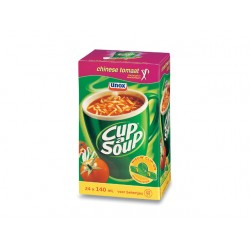 Soep Cup-a-soup Unox chin tomaat/ds 24